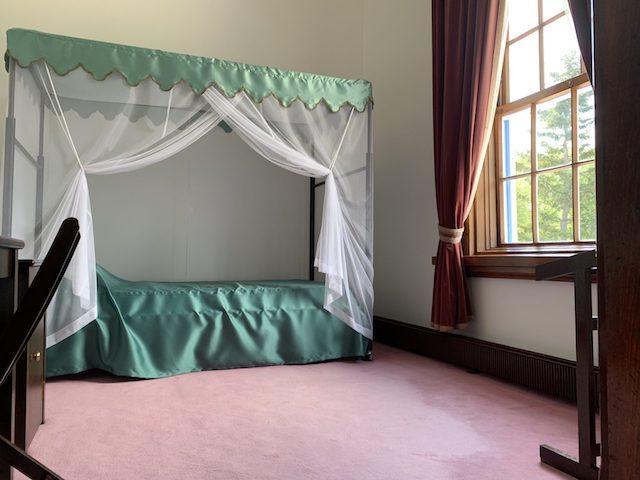 豊平館の客室