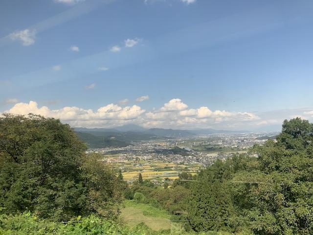 長野の絶景平野